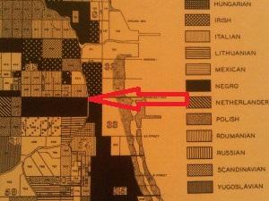 1940 UC Census Map